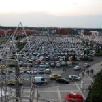 distributie pliante parcari masini
