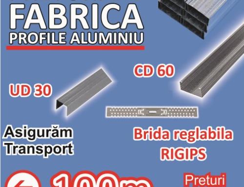 Panou publicitar Producator Aluminiu